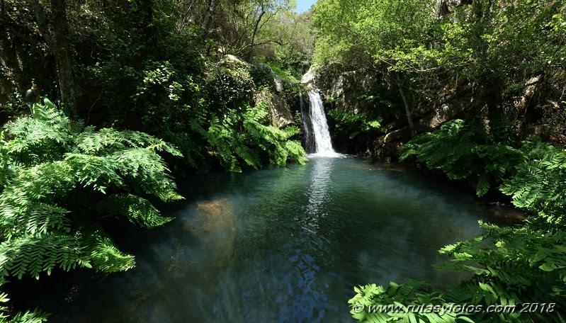 Río de la Miel - Sierra del Bujeo