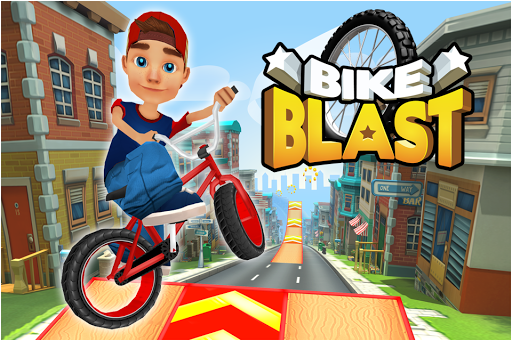 Bike Race - Bike Blast Rush apkpoly screenshots 1