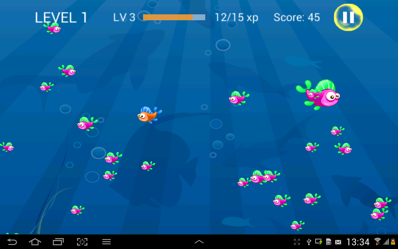 Fish eating android apps on google play for Alabama game and fish regulations