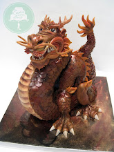 Photo: The Dragon King by Cake Over Heels (8/2/2012) View cake details here: http://cakesdecor.com/cakes/23576