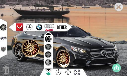 Car Photo Tuning - Professional Virtual Tuning  screenshots 9