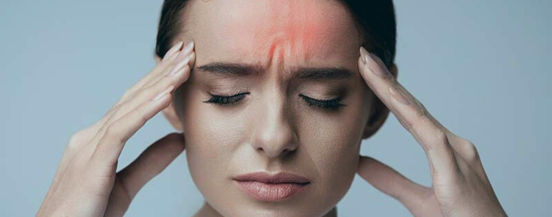 headache blue light