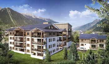 Appartement 2 pièces 60,98 m2
