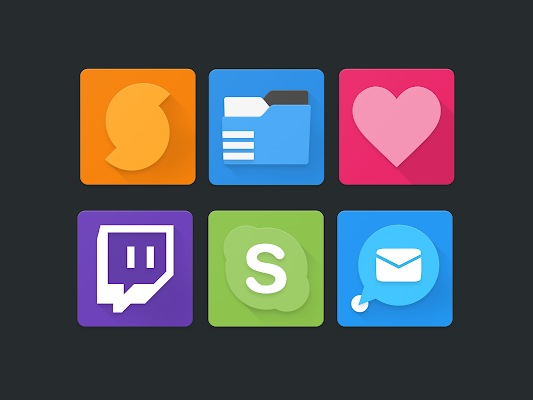 Quada - Icon Pack v1.1.1