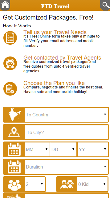 India Travel Tourism Guide- screenshot