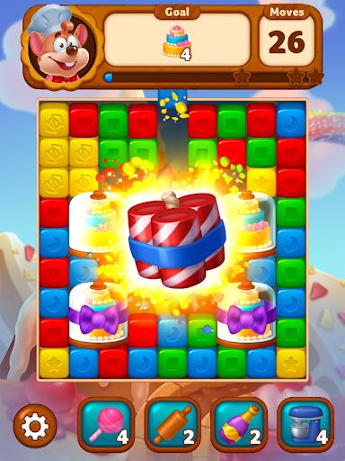 Sweet Blast: Cookie Land filehippodl screenshot 22
