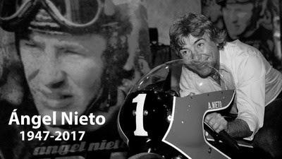 Ángel Nieto, Padre del motociclismo Español