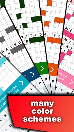 Crossword Puzzle  screenshots 1