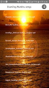 Evening Mantra - náhled