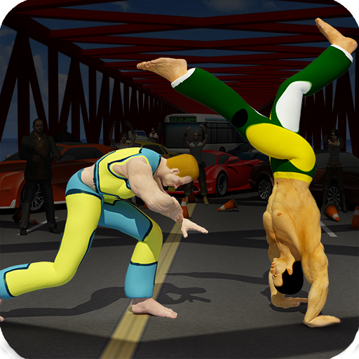 Capoeira Fighting 2017: Martial art Fighter Combat (game)