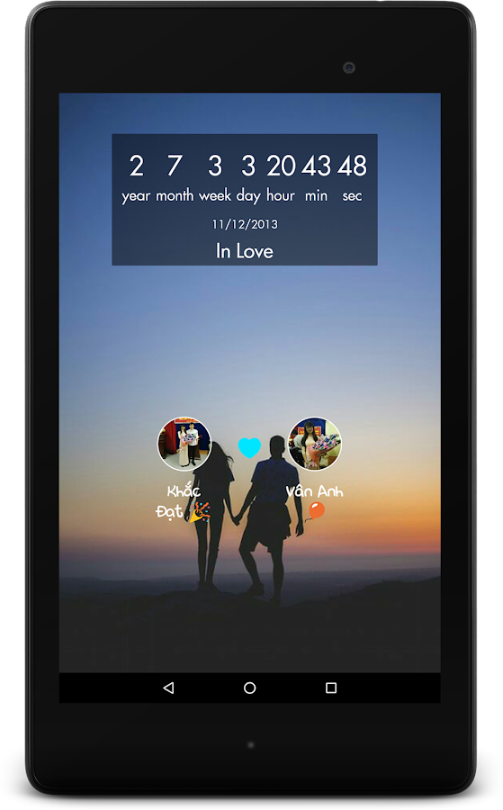 Been Love Memory - Love counter - Love days- screenshot