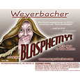 Logo of Weyerbacher Blasphemy
