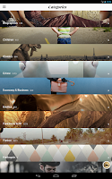 Screenshot of Storytel