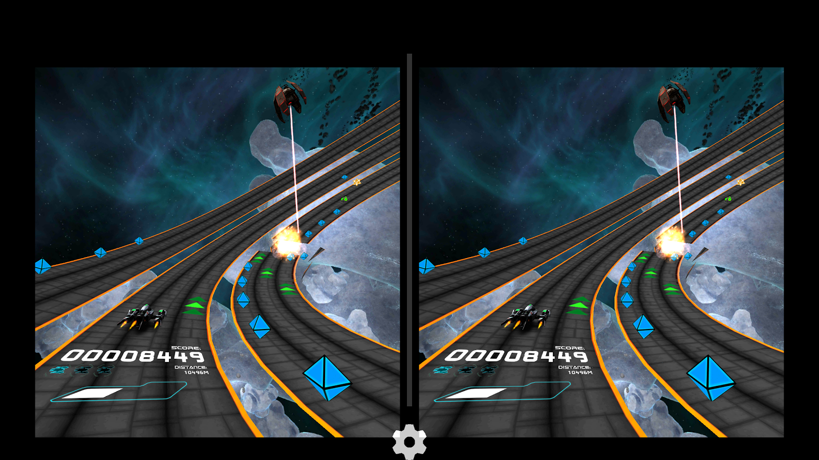 Radial-G : Infinity- screenshot