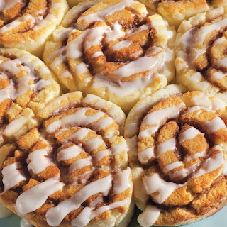 Gluten-Free Cinnamon Rolls.