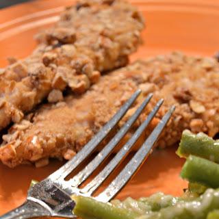 Gluten Free Pretzel Crusted Chicken Tenders