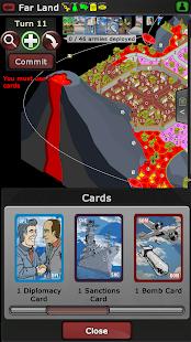 Warzone (Risk++) - náhled
