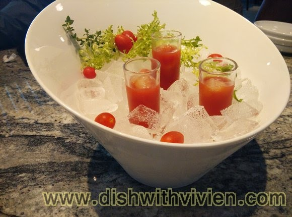 043c1759f 6 Celcius Fresh Cameron Highland tomato soup RM 12.00   Flight Club