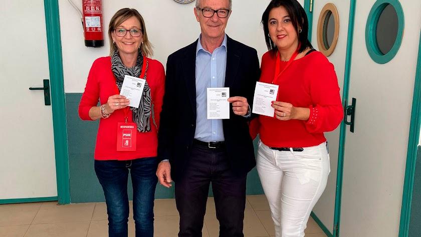 José Guirao, número uno del PSOE por Almería.