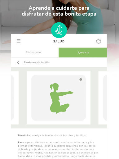 Mi embarazo al du00eda: Seguimiento y control  screenshots 7