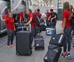 VIDEO: Wat zit er in de koffers van Tessa Wullaert, Laura De Neve, Yana Daniëls, Jana Coryn, Tine De Caigny en Lenie Onzia?