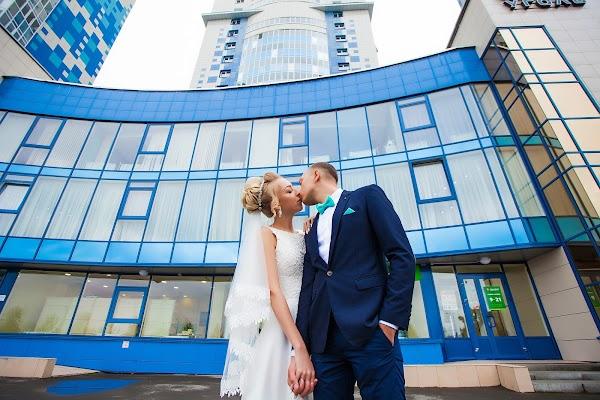 Свадебный фотограф Александра Ворон (id95573914). Фотография от 31.08.2017