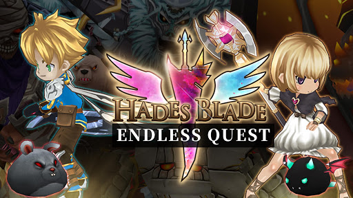 Endless Quest: Hades Blade - Free idle RPG Games 1.38 screenshots 1