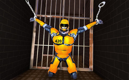 Download Robot Prison Escape For PC Windows and Mac apk screenshot 4