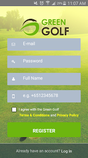 Green Golf- screenshot thumbnail