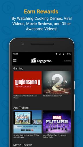 EngageMe.TV 2.1.6 screenshots 1
