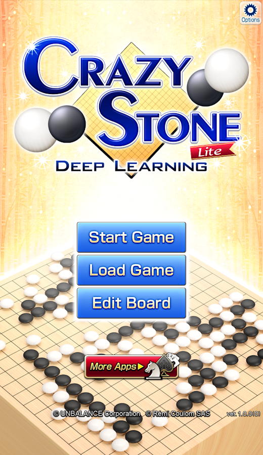Crazy Stone Deep Learning Lite- screenshot