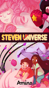 Steven Universe Amino - náhled