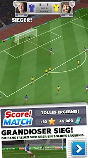 Score! Match - PvP-Fussball Screenshot