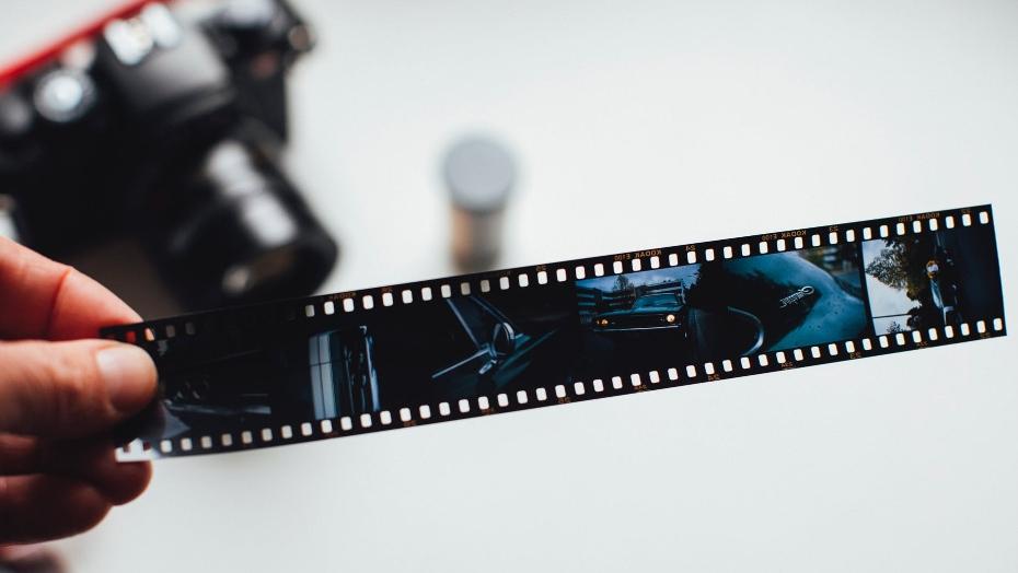 filmiņas kamera