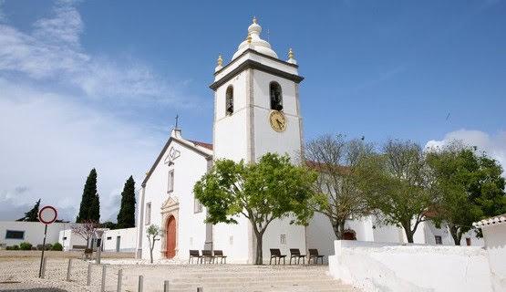 Igreja Matriz da Mexilhoeira Grande