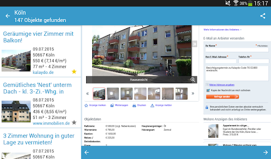 Immoworld Immobiliensuche- screenshot thumbnail