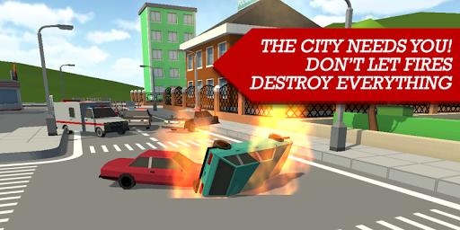 EMERGENCY HQ 911 Firefighters Simulator APK MOD – Monnaie Illimitées (Astuce) screenshots hack proof 1