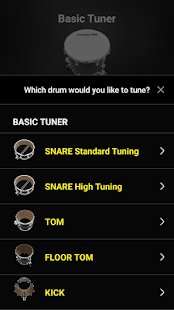 Drumtune PRO | Drum Tuner > Drum tuning made easy - náhled