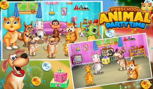 Preschool Animal Party Time v1.0.1