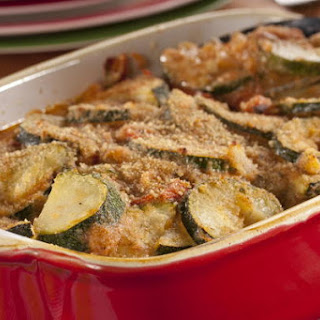 Italian Baked Zucchini Recipes
