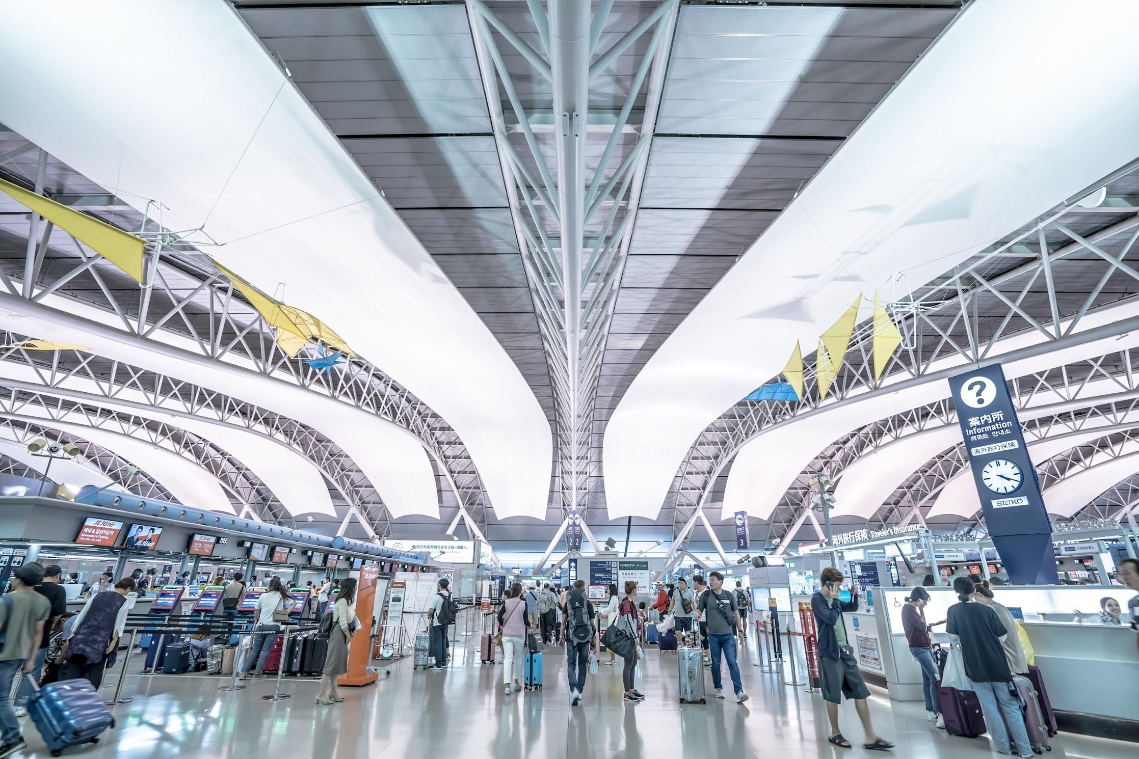 関西国際空港 国際線1
