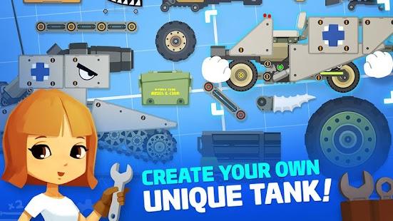 play Super Tank Rumble on pc & mac