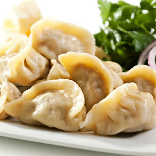 Easy Vegetarian Dumplings