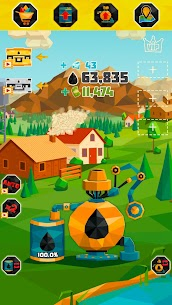 Idle Oil Tycoon: Gas Factory Simulator Mod Apk Download For Android and Iphone 5