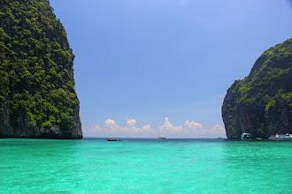 Photo: Maya Bay, Phi Phi