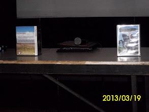 Photo: Presentación del libro y el avance de la Película animada.