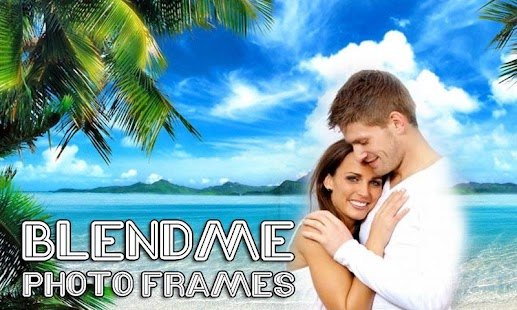 Blend Photo Editor Collage Frames & Mirror Effects - náhled