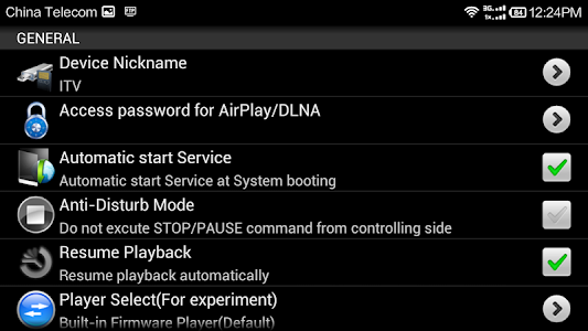 AirPlay/DLNA Receiver (PRO) screenshot 5