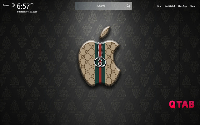 Gucci Wallpapers Theme Gucci New Tab