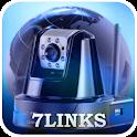 u7LinksCam: 2-way Audio&Graph icon